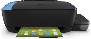 Многофункциональный принтер HP, струйный, цветной