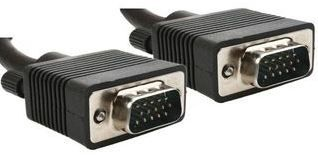 Gembird Cable VGA to VGA Black 15m