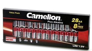Батарейка Camelion C PLUS 7326, AA, 1.5 В, 36 шт.