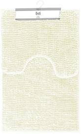 Vannas istabas paklājs AmeliaHome Bati, balta