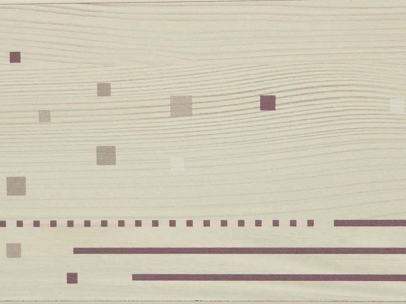 Vaikiška lova DaVita Megapolis Pine, 204x95 cm