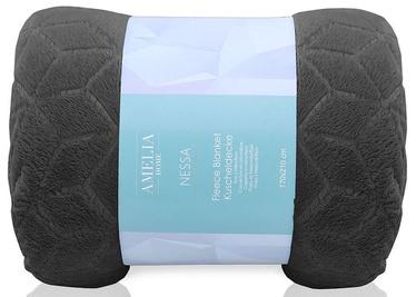Одеяло AmeliaHome Nessa Charcoal, 150x200 см