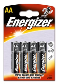 BATERIJAS ENERGIZER BASE AA A1.5V B4