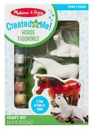 Melissa & Doug Created By Me Horse Figurines Set