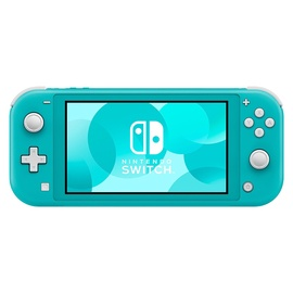 KONSOOL NINTENDO SWITCH LITE BLUE TURQUO
