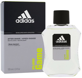 Adidas Pure Game 100ml Aftershave Lotion