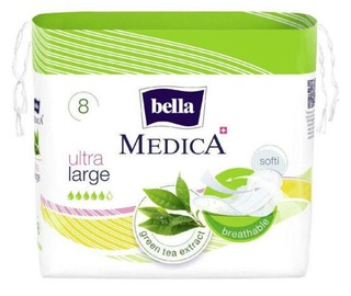 Bella Medica Ultra Large Sanitary Pads 8pcs Large