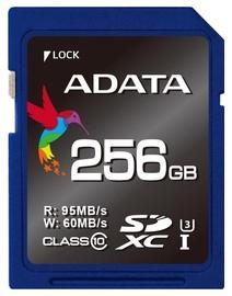 A-Data 256GB Premier Pro SDXC Class 10
