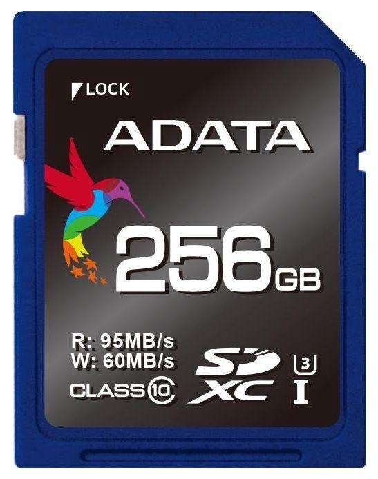 Adata 256GB Premier Pro SDXC Class 10