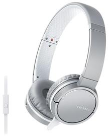 Ausinės Sony ZX660AP Smartphone-capable Headphones White