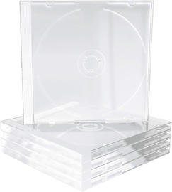 MediaRange CD Jewelcase for 1 Disc BOX24 100pcs