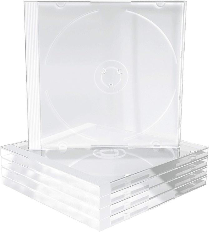 MediaRange CD Jewelcase for 1 Disc BOX24 100pcs