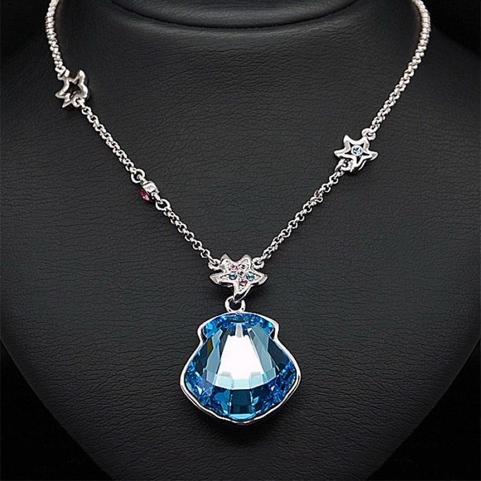 Diamond Sky Pendant Kristalina With Swarovski Crystals