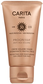 Carita Progressif Protecting & Moisturising Sun Cream Face SPF30 50ml