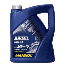 MOTOREĻĻA MANNOL DIISEL EXTR 10W/40 5L