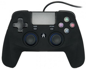 Game Devil Trident Wired Gamepad Black