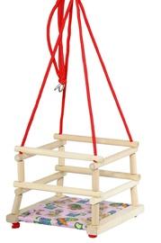 4IQ Kulverstukas Childrens Square Swing With Padding