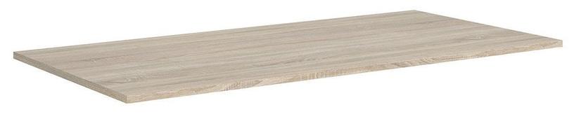 Black Red White Vario Modern Table Top 180x90cm Sonoma Oak