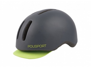 Polisport Commuter 54-58 Dark Gray