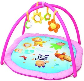 Smoby Cotoon Activity Playmat Pink