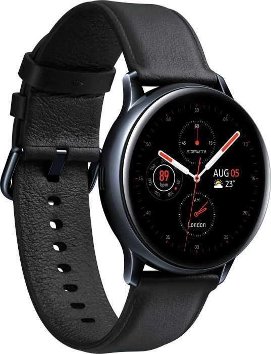 Samsung SM-R830 Galaxy Watch Active2 40mm Stainless Steel Black