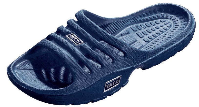 Beco 90651 Kids' Beach Slippers Navy 29