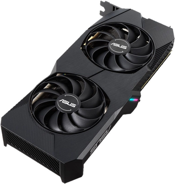 Vaizdo plokštė Asus Radeon RX 5600 XT DUAL-RX5600XT-T6G-EVO 6 GB GDDR6