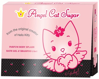 La Rive Hello Kitty Angel Cat Sugar 20ml EDP + 250ml Bath Gel & Shampoo 2 in 1