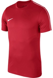 Nike Men's T-Shirt Dry Park 18 SS AA2046 657 Red S