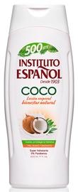 Ķermeņa losjons Instituto Español Coco, 500 ml