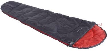 Guļammaiss High Peak Action 250 Blue/Red, kreisais, 225 cm