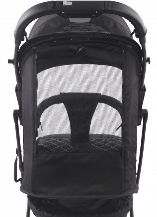 Sportinis vežimėlis Tesoro S600 Black
