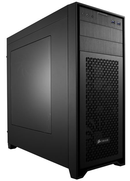 Corsair Midi Tower Obsidian 450D CC-9011049-WW
