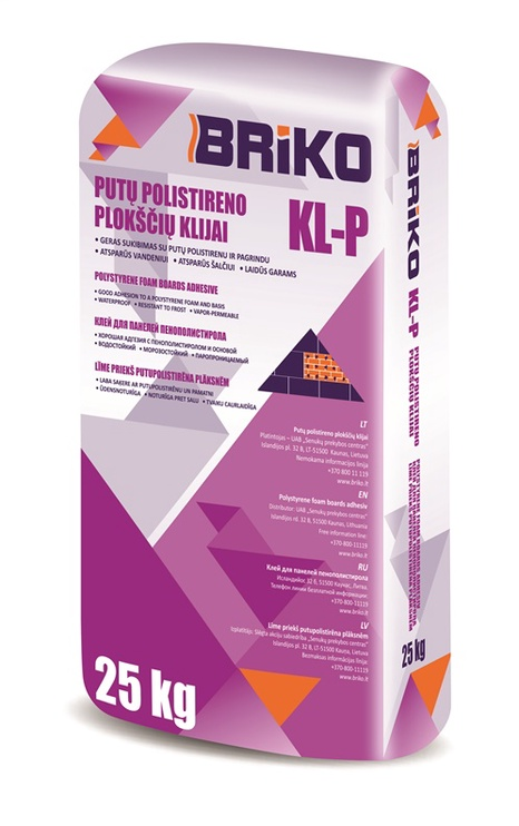 Briko KL-P, 25 kg