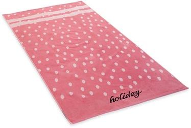 Rätik DecoKing Holiday, roosa, 180 cm x 90 cm