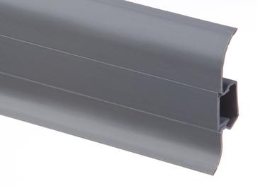 Põrandaliist PVC premium MAT088 22x59mm 2,5m