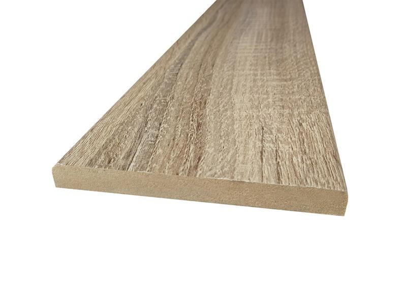 Ukseleng Belwooddoors Door Frame Oak 11x210x1cm Set 2.5pcs