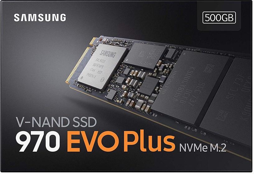 Samsung 970 EVO Plus 500GB M.2 PCIE MZ-V7S500BW