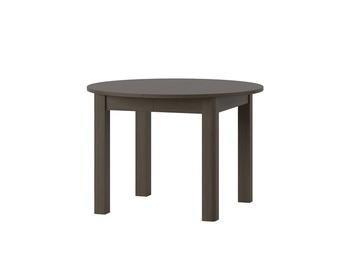 Valgomojo stalas Uran, pasididinantis, 110/160 x 110 x 76 cm