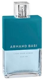 Tualetes ūdens Armand Basi L'Eau Pour Homme Blue Tea EDT, 75 ml
