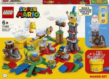 Конструктор LEGO Super Mario Твои уровни! Твои Приключения! 71380, 366 шт.