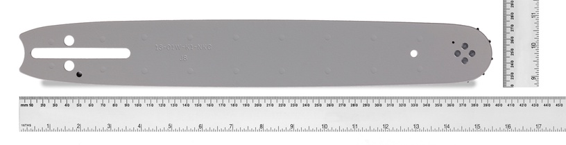 "Пильная шина McCulloch Chainsaw Bar 0.325"" BRO049 33cm"