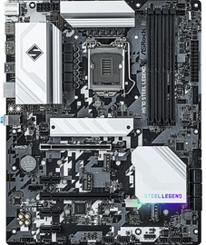 Mātesplate ASRock H570 Steel Legend