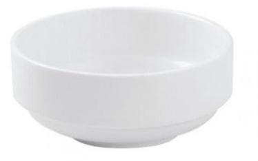 Porland Bella Bowl D12cm White
