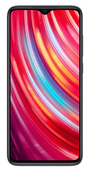Mobilusis telefonas Xiaomi Redmi Note 8 Pro Grey, 6GB/128GB