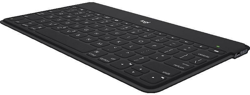 Logitech Keys-To-Go Keyboard Black