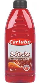 Mootoriõli Carlube 2-Stroke Motorcycle Oil XL, mineraalne, mototehnikale, 1 l