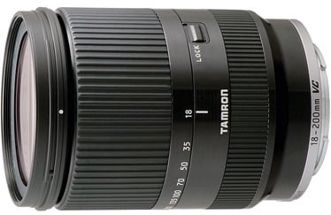 Tamron AF 18-200mm f/3.5-6.3 Di III VC Sony NEX Black