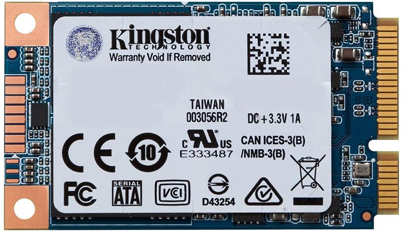 Kingston SSDNow UV500 mSATA 240GB SUV500MS/240G