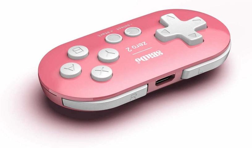 8BitDo Zero 2 Pink